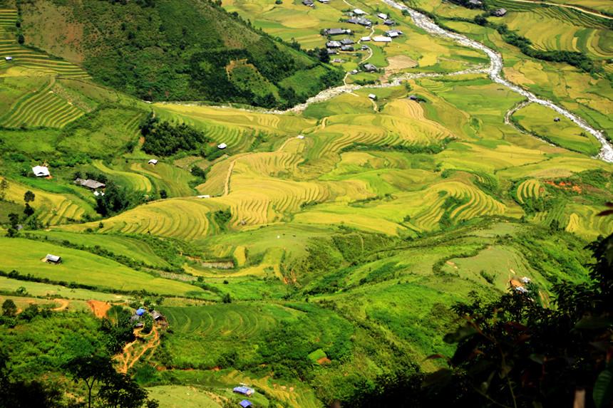 Mù Cang Chải là điểm đến nổi tiếng nhất Yên Bái. Ảnh: Zing.vn