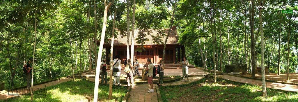 Đền An Mã (Ảnh – vietnam2go)