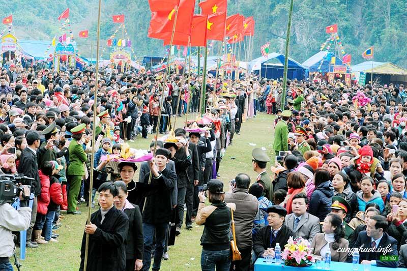 Lễ hội Xuân Ba Bể (Ảnh – backan.gov.vn)